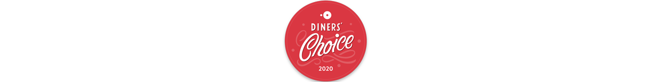 winner of Diners' Choice 2020