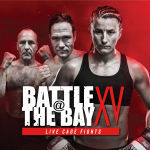 Battle @ The Bay XV Live Cage Fights