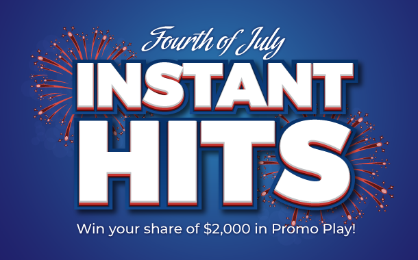 Fourth of July Instant Hits
