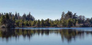 Cranberry Lake, Anacortes, Washington