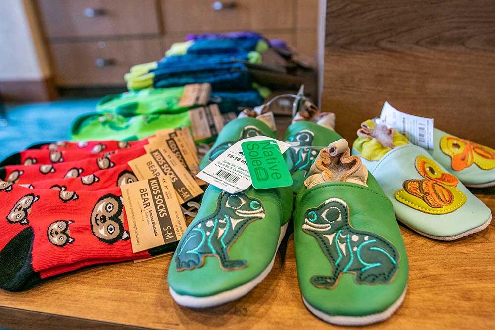 shoes gift shop