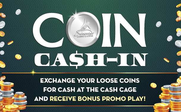 Coin Cash-In