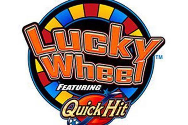 Quick Hit Lucky Wheel