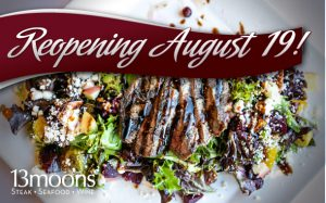 13moons-reopens-august-19-restautant-dining-menu-cooking-food