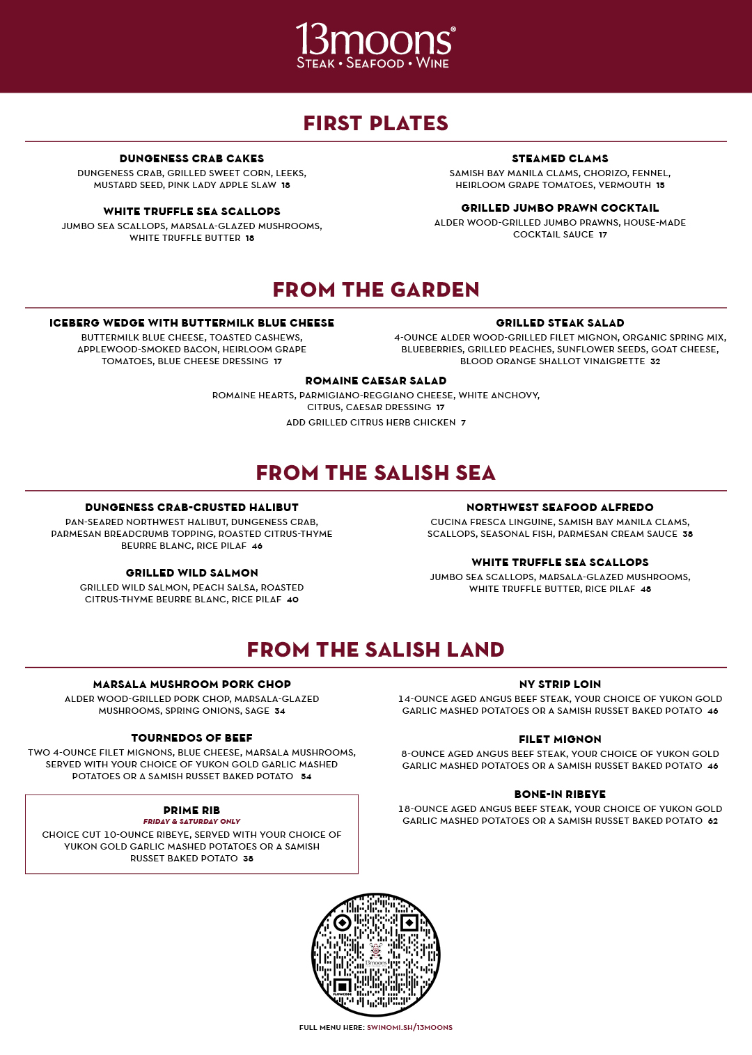 13moons-dinner-menu-swinomish-casino-steak-seafood