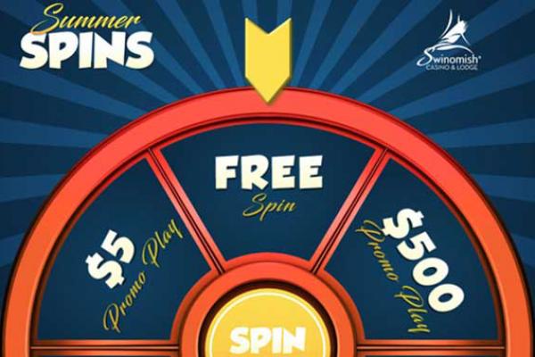 SwinBig Summer Spins