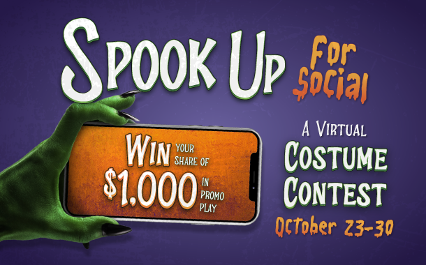 Spook Up for Social