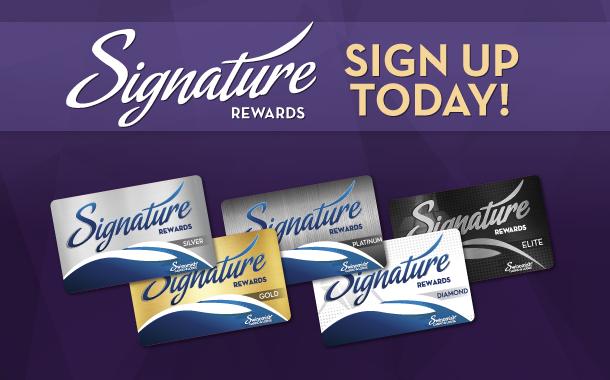 Signature Rewards