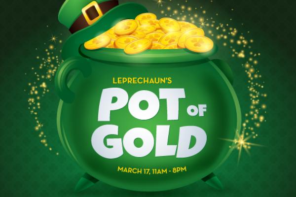 Leprechaun's Pot of Gold