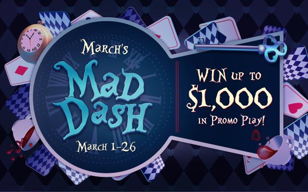 March's Mad Dash