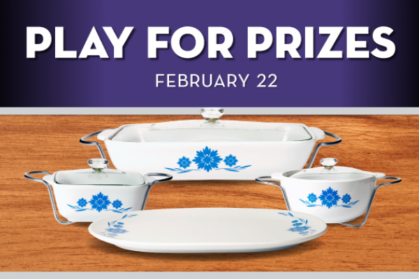 February Play for Prizes