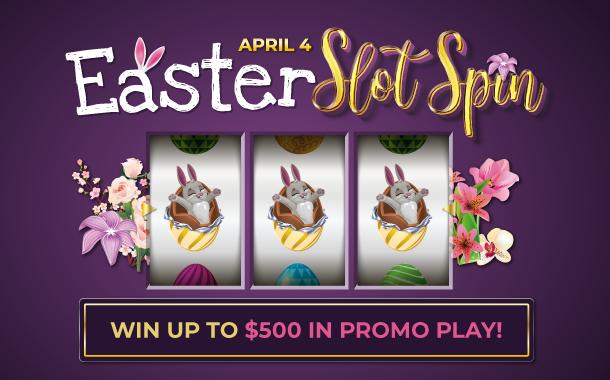 Easter Slot Spin