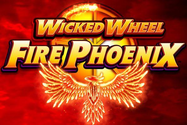 Wicked Wheel Fire Phoenix