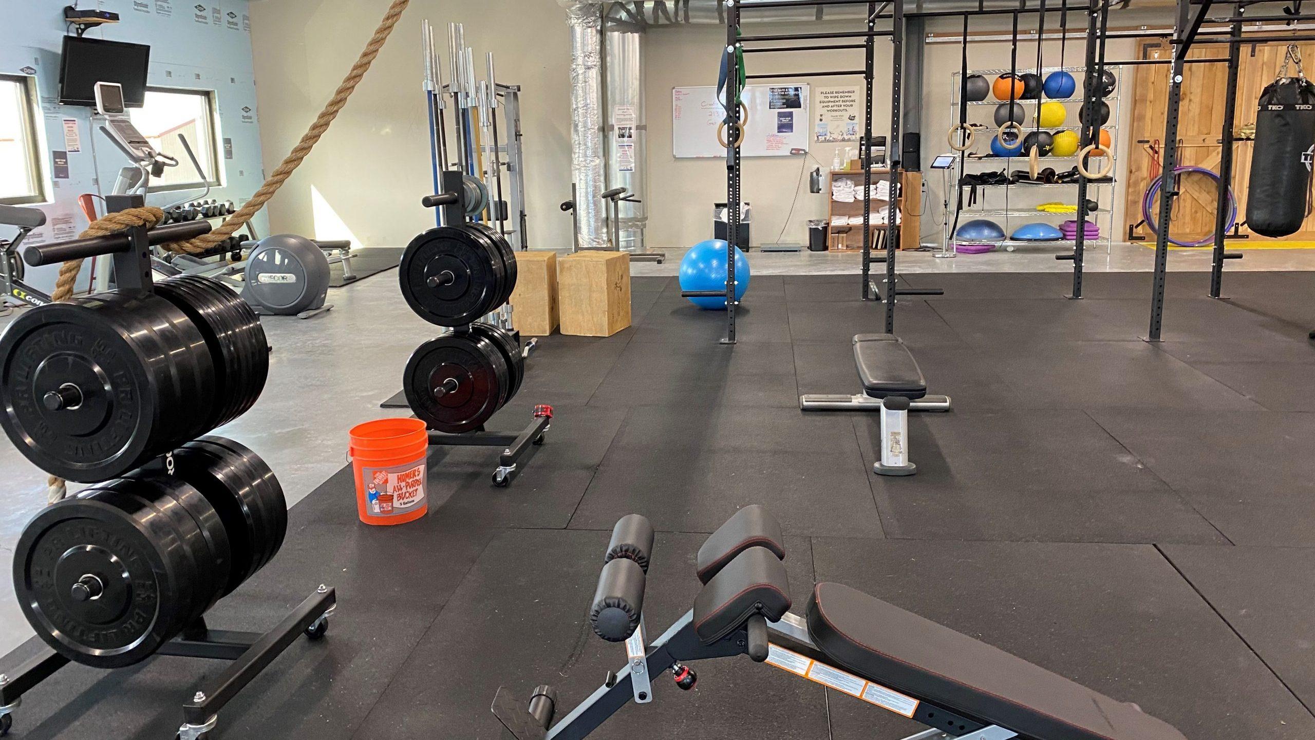 Swin Gym