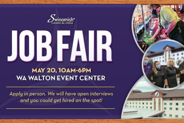 Swinomish Casino & Lodge Job Fair