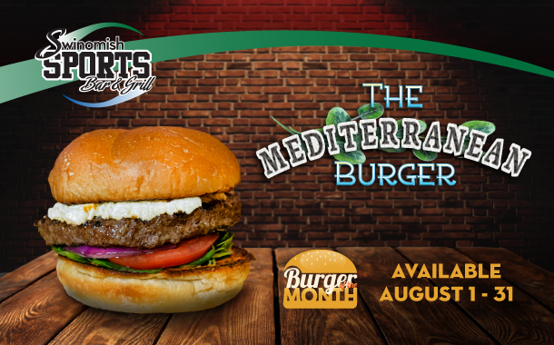 August Burger of the Month